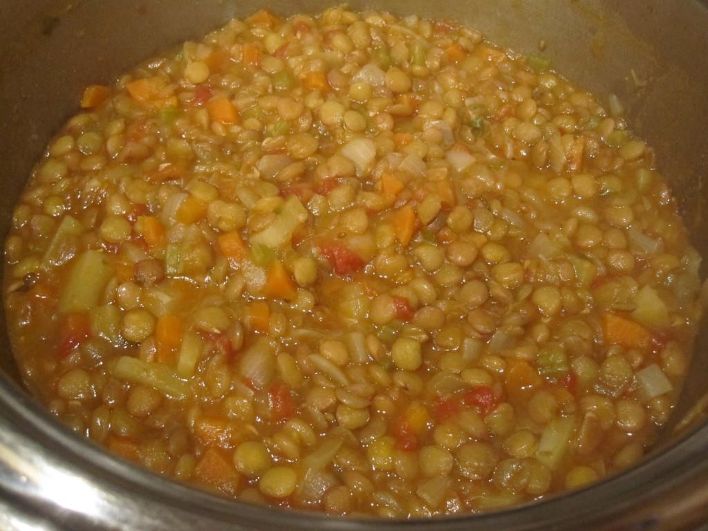Lenticchie saporite la mia cucina vegetale - Cucinare le lenticchie ...