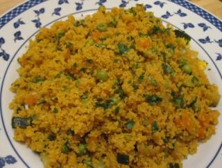 couscous speziato